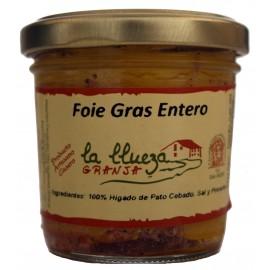 Whole Artisan Foie Gras, Granja La Llueza, 100 gr.