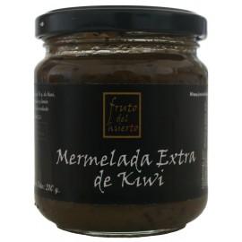 Artisan Kiwi Jam, Fruto del Huerto, 210 gr.