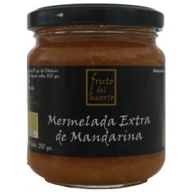 Artisan Tangerine Jam, Fruto del Huerto, 210 gr.