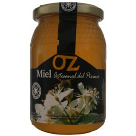 Raw Rosemary Honey, OZ Miel Artesanal del Pirineo, 500 gr.