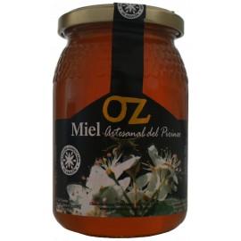 Raw Thyme Honey, OZ Miel Artesanal del Pirineo, 500 gr.