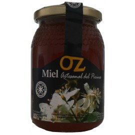 Raw Forest Honey, OZ Miel Artesanal del Pirineo, 500 gr.