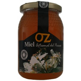 Raw Flowers Honey, OZ Miel Artesanal del Pirineo, 500 gr.