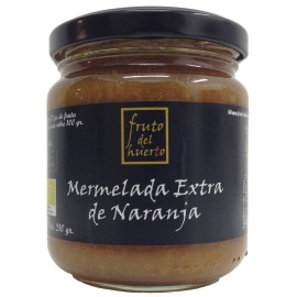Artisan Orange Jam, Fruto del Huerto, 210 gr.