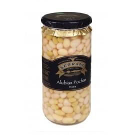 Pocha Beans, Conservas Serrano, 1.000 gr.