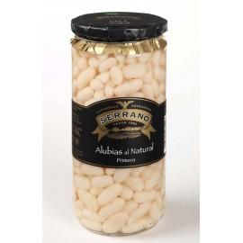 White Beans, Conservas Serrano, 1.000 gr.