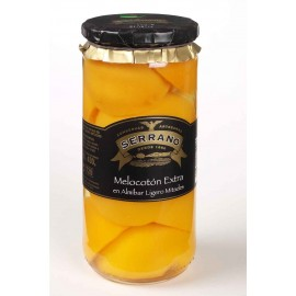 Peach Halves in Syrup, Conservas Serrano, 1.000 gr.