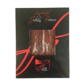 Acorn-Fed Iberian Ham Sliced, Jamones Julián Becerro, 100 gr.